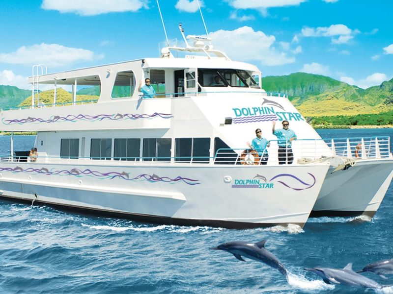 You Can See Hawaii's Wild Side on This Week-long Cruise