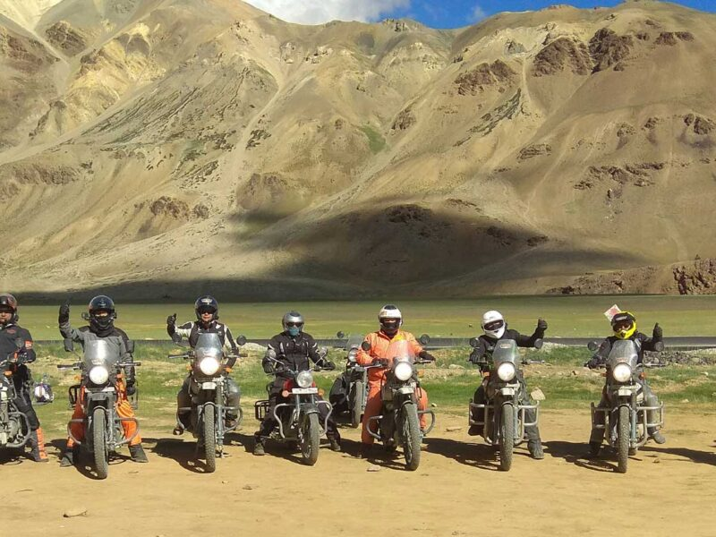 The Feat of the Leh Ladakh To Manali Bike Trip