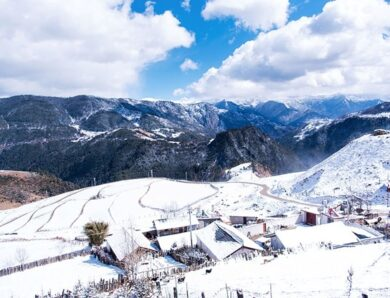 Best winter resorts in India for your upcoming holidays